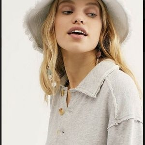 Free people on my way Polo Pullover